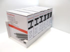 Display for mini boxes heat shrink tubing